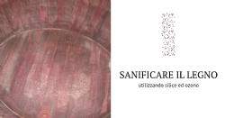 Silice e ozono, approcci innovativi e sostenibili al controllo microbiologico in vasi vinari in legno