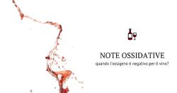 Quando e perché l'ossigeno è negativo per il vino: Il ruolo chiave delle aldeidi