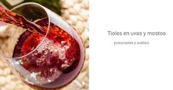 Precursores de tioles en uvas y mostos y su determinación en los vinos: ¿qué novedades hay?