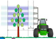 Technologies pour une application précise des pesticides dans les vignobles