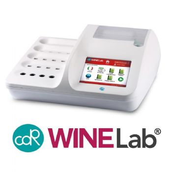 To improve the quality of your wine and control vinification in the winery