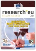 The challenges of European wine research: higher crop yields, better plant resistance, new technologies