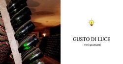 Gusto di luce: stato di avanzamento delle conoscenze su vini spumanti