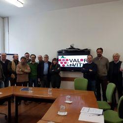 VALORinVITIS project starts its activities