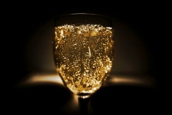 Pop the bubbly and hear the quality