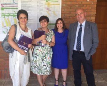 Estudian técnicas vitícolas adecuadas para mejorar la calidad de las uvas y los vinos en Extremadura