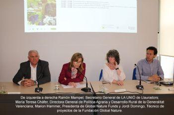 Expertos en viticultura se reunieron para fomentar la biodiversidad en los viñedos