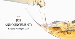 Job Announcement:  US Export Manager  USA