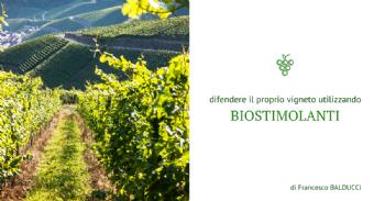 Uso dei Biostimolanti e induttori di resistenza in Viticoltura – Un possibile aiuto alla nutrizione e difesa della Vite