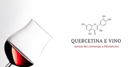 The Tuscan results on quercetin presented in Montalcino