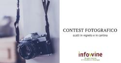Contest fotografico: viticoltura ed enologia