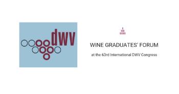 Wine Graduates' Forum at the 63rd International DWV Congress