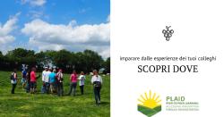 Progetto PLAID: è on-line FarmDemoHub - la piattaforma delle aziende agricole dimostrative europee