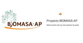 BIOMASA-AP: optimización de la explotación y uso de la biomasa procedente de restos de la vid, poda, matorrales y kiwi