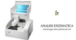 L'analisi enzimatica per il controllo della qualità nel bicchiere