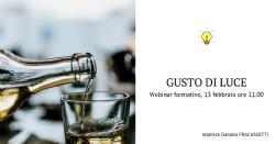 Webinar on-demand: Il difetto di luce nel vino bianco, sviluppi recenti per la sua prevenzione