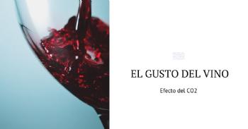 Effet du CO2 sur le goût des vins tranquilles : nouvelles théories