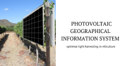PVGIS: a free online solar photovoltaic calculator tool to optimise light harvesting in viticulture