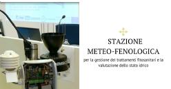 Svelato a San Michele il nuovo prototipo di stazione meteo-fenologica
