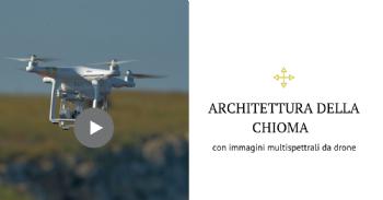 Caratterizzazione 3D dell'architettura della chioma in vigneto attraverso immagini multispettrali ad altissima risoluzione da drone
