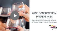 Effect of the type of preferred wine on the hedonic and emotional response of consumers