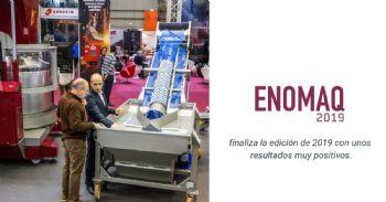 ENOMAQ cierra sus puertas con su edición más exitosa