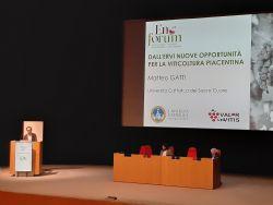 Prof. Matteo Gatti presents Ervi, a crossing from Barbera and Croatina