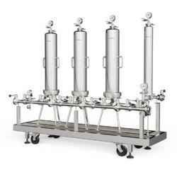 impianto di filtrazione Essential