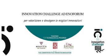 Innovation Challenge presentato ad Enoforum