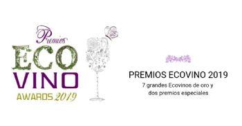 Rioja, Navarra, Penedés, Cava, La Mancha, Alicante y Utiel-Requena en lo más alto del podio de los Premios Ecovino