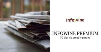 Prueba Infowine Premium gratis durante un mes
