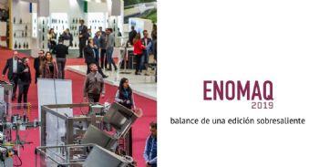 ENOMAQ analiza su edición más exitosa desde La Rioja