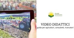 Video production for agriculture