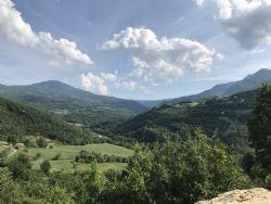 Zona pedemontane di Val Trebbia-Perino