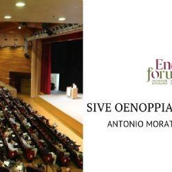 Premio SIVE Oenoppia 2019 a Morata