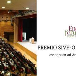 Premio SIVE-OENOPPIA 2019 a Morata
