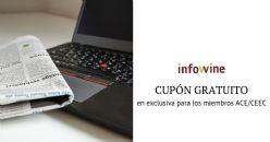 Revista Infowine: Oferta en exclusiva para los miembros ACE/CEEC