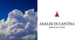 Il servizio cloud di Smart Analysis: come rendere intelligenti e connesse le analisi in cantina