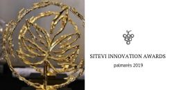 Le palmarès des SITEVI Innovation Awards 2019