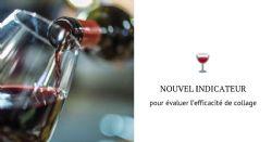 Un nouvel indicateur pour évaluer l'astringence des vins rouges