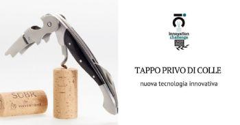 SUBR F7 – Tappo con collante biodegradabile