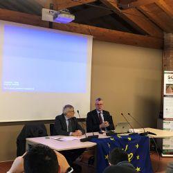 Saludos de Marco Trevisan, Decano de la Facultad de Ciencias Agrícolas, Alimentarias y Ambientales de la Università Cattolica del Sacro Cuore di Piacenza