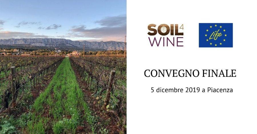 Conferencia final Soil4wine LIFE+