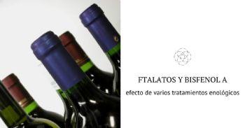 Cómo reducir los niveles de ftalato en el vino