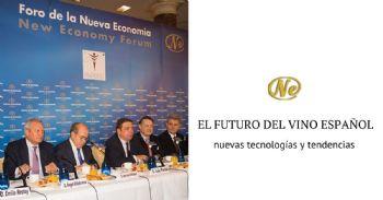 Encuentro sobre el futuro del vino español