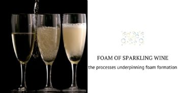 The effect of CMC and sucrose addition at dosage stage on the foam of sparkling wine