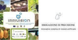 Un sistema di visione artificiale per la gestione intelligente dell'irrigazione in vigneto e frutteto