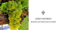Novos avanços no conhecimento do metabolismo do ácido tartárico