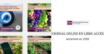 Lancement des IVES Technical Reviews, journal online en libre accès
