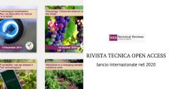 "Lancio di ""IVES Technical Reviews"", rivista tecnica online Open Access"